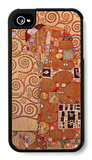 Embrace iPhone 4/4S Case by Gustav Klimt