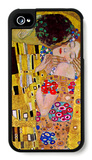 The Kiss iPhone 4/4S Case by Gustav Klimt
