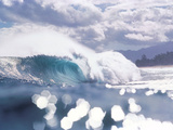 Breaking Waves Photographic Print by Green Light Collection