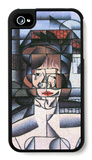 Portrait of Madame Germaine Raynal iPhone 4/4S Case by Juan Gris
