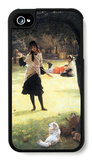 Cricket iPhone 4/4S Case by James Tissot