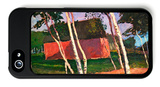 Landscape iPhone 5 Case by Paula Modersohn-Becker