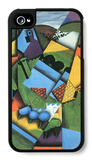 Landscape with Houses iPhone 4/4S Case by Juan Gris