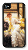 July iPhone 4/4S Case by James Tissot