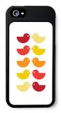Orange Kiss iPhone 5 Case by  Avalisa