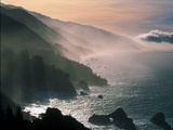 Big Sur Coastline CA USA Photographic Print by Green Light Collection
