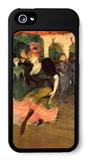 Chilperic iPhone 5 Case by Henri de Toulouse-Lautrec