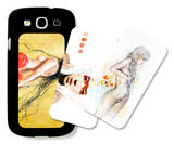 Connect the Dots, Tangles, Bleach Galaxy S III Case Set by Charmaine Olivia