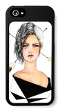 Arrows iPhone 5 Case by Charmaine Olivia