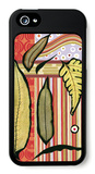 Go Go Leaves II iPhone 5 Case by Kris Taylor