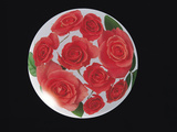 Red Roses Photographic Print by Green Light Collection