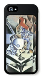 Still Life with Flowers iPhone 5 Case by Juan Gris