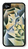 Portrait of the Mother of the Artist iPhone 4/4S Case by Juan Gris