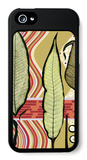 Go Go Leaves III iPhone 5 Case by Kris Taylor