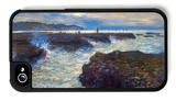 Pourville iPhone 4/4S Case by Claude Monet