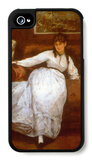 Berthe Morisot iPhone 4/4S Case by Édouard Manet