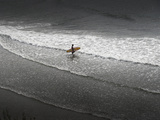 Surfer Photographic Print by Eugenia Kyriakopoulou