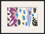 The Knife Thrower, pl. XV from Jazz, c.1943 Posters by Henri Matisse