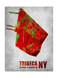 Tribeca New York Posters by  NaxArt