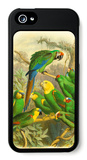 Tropical Birds I iPhone 5 Case by  Cassel