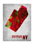 Upper East Side New York Prints by  NaxArt