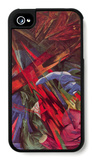 Animal Fates iPhone 4/4S Case by Franz Marc