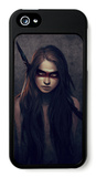 Howl iPhone 5 Case by Charlie Bowater