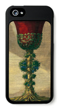 Red Goblet I iPhone 5 Case by Giovanni Giardini