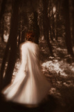 Woman In The Forest Photographic Print by Ricardo Demurez