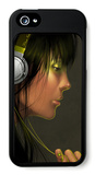 Phish Food iPhone 5 Case by Charlie Bowater