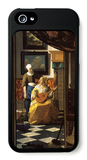 The Love Letter iPhone 5 Case by Jan Vermeer