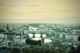 Florence Photographic Print by Eugenia Kyriakopoulou
