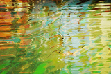 Venetian Water Colors 7 Photographic Print by Dee Smart