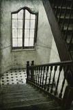 Hotel Stairs Photographic Print by Eugenia Kyriakopoulou