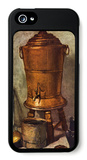 The Water Tank iPhone 5 Case by Jean-Baptiste Simeon Chardin