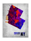 Chelsea New York Posters by  NaxArt