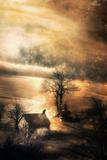 Guardian Of The Old Ways Fotoprint van Alexandra Stanek