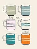 Tea and Coffee IV Giclée-Druck von Laure Girardin-Vissian