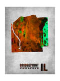 Bridgepoint Illinois Prints by  NaxArt