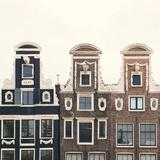 Aerial Amsterdam II Giclee Print by Irene Suchocki