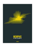Memphis Radiant Map 1 Posters by  NaxArt