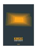Kansas Radiant Map 4 Art by  NaxArt