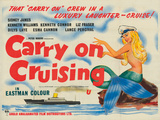 Carry on Cruising Giclee Print by  The Vintage Collection