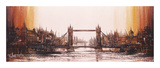 Tower Bridge Premium Giclee Print by Ron Folland