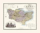 Kent Premium Giclee Print by C.J. Greenwood