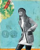 Trendy Giclee Print by Kareem Rizk