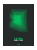Arizona Radiant Map 6 Prints by  NaxArt