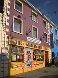 The Matchmaker Pub, Lisdoonvarna, County Clare, Ireland Photographic Print by Green Light Collection