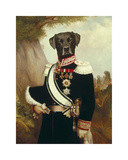 General Blackweter Premium Giclee Print by Thierry Poncelet