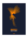 Brussels Radiant Map 3 Art by  NaxArt
